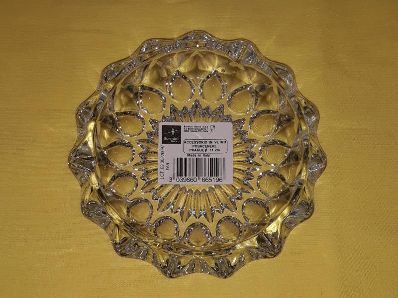 Bormioli Rocco Prague hamutartó, 3 pihentetős,  11 cm, 119586