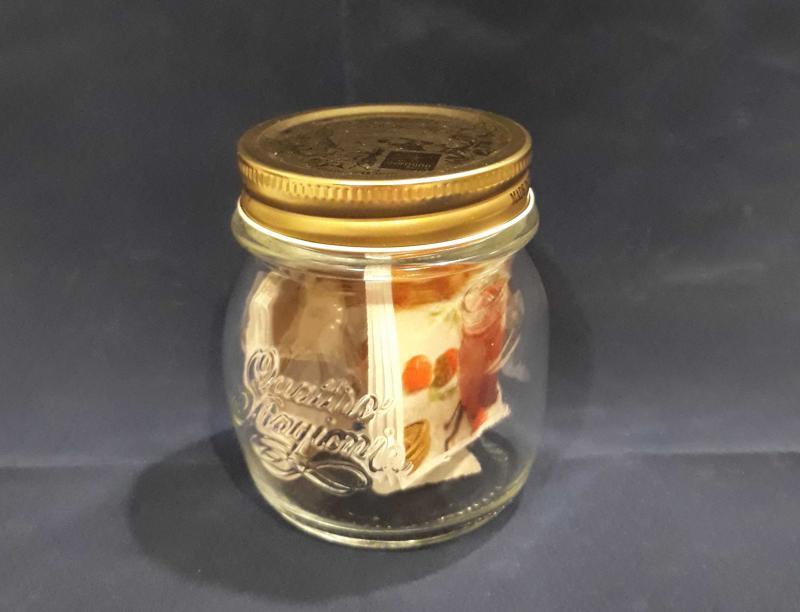 Bormioli Rocco Quattro Stagioni befőttes üveg tetővel, 0,25 liter, 119734