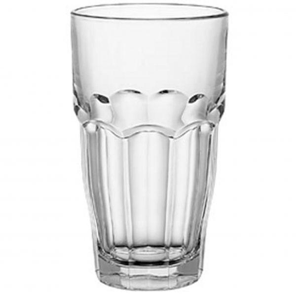 Bormioli Rocco Rock Bar Slim üdítős-vizes pohár, 35,5 cl, 119859