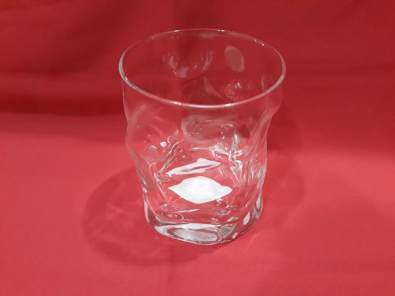 Bormioli Rocco SORGENTE trans. whiskys pohár, 1 db, 42 cl, 119851