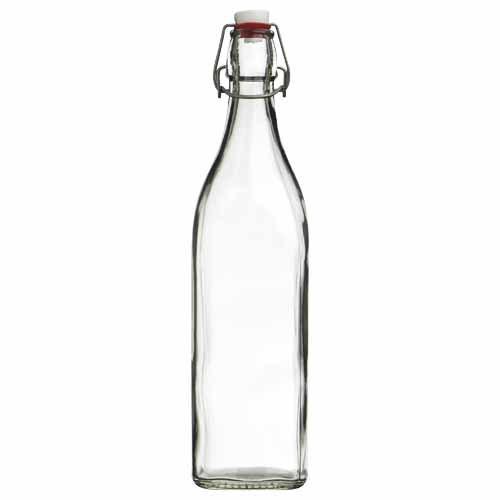 Bormioli Rocco Swing csatos üveg, 1 liter, 119020