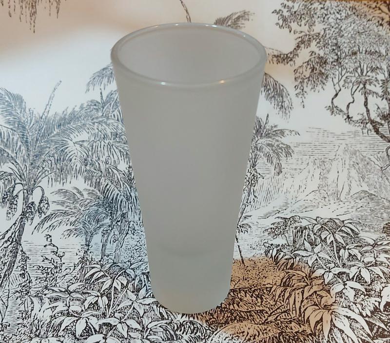Bormioli Rocco Ypsilon Shot  szatinált likőrös pohár, 7 cl, 6 db, 119980