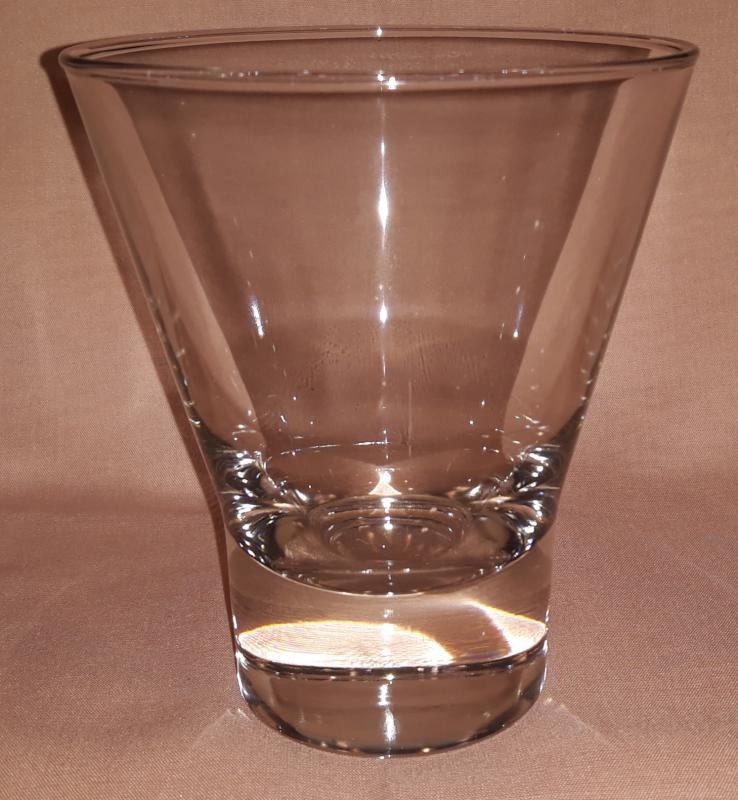 Bormioli Rocco Ypsilon whiskys pohár, 34 cl, 6 db, 119461