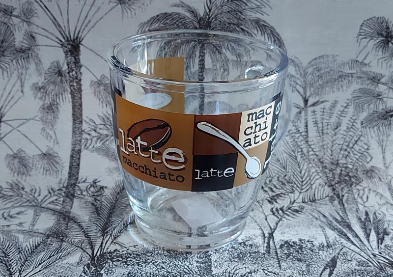 Cerve Chicco bögre, vastag üveg, 38 cl, 1db, 165039