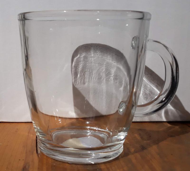 Cerve Julius trans bögre, vastag üveg, 38 cl, 165176
