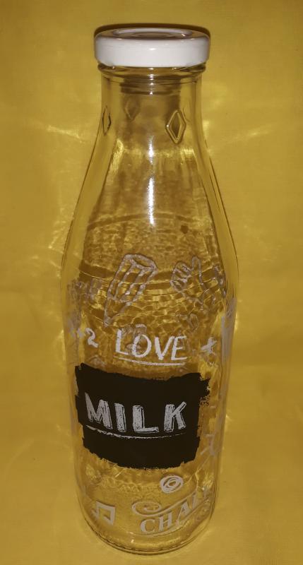 Cerve Lavagna Milk tejesüveg, 1 liter, 165318