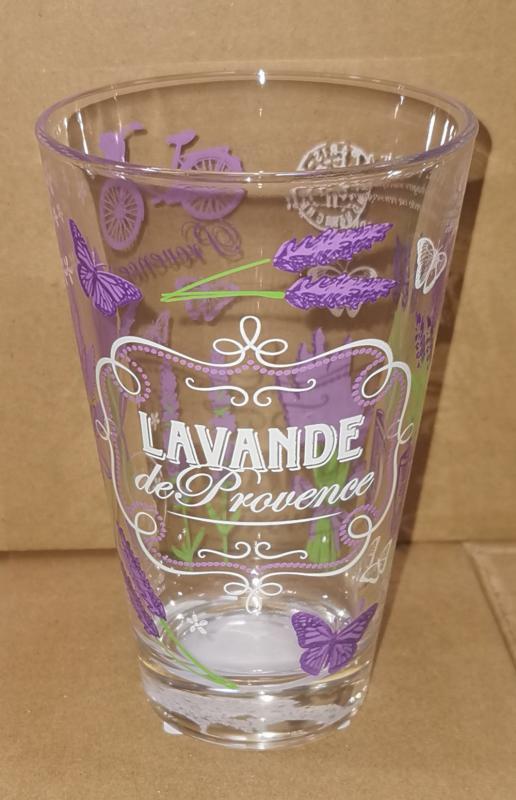 Cerve Lavander üdítős - vizes pohár, 31 cl, 1 db