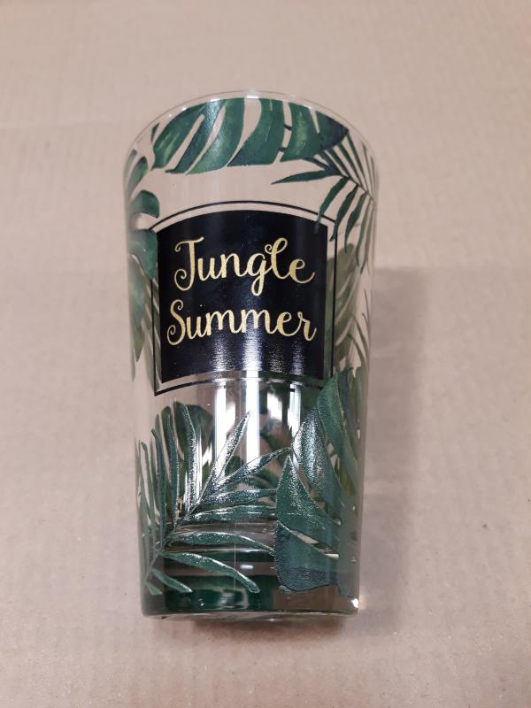 Cerve Nadia Jungle üdítős pohár, 31 cl, 165303