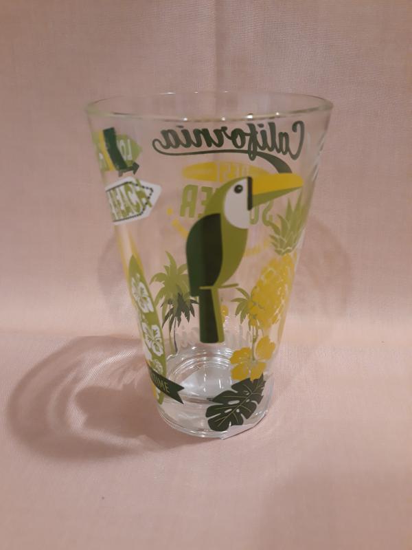 Cerve Nadia Surfer Green pohár, 31 cl, 165304
