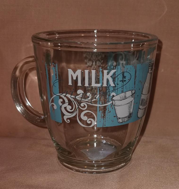 Cerve original milk füles bögre, 38 cl, 1 db