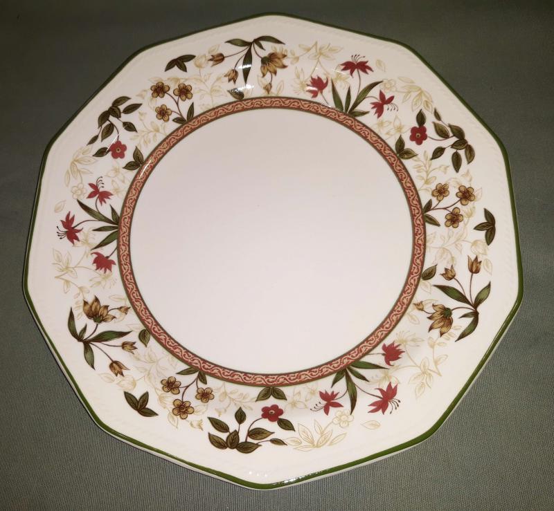 CHURCHILL ASSAM kerámia lapos tányér 26,5cm, 1db, 407158LT