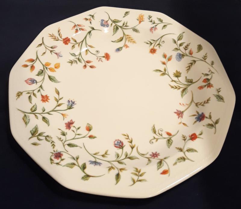 CHURCHILL BELGRAVIA kerámia lapos tányér 1db, 407286LT