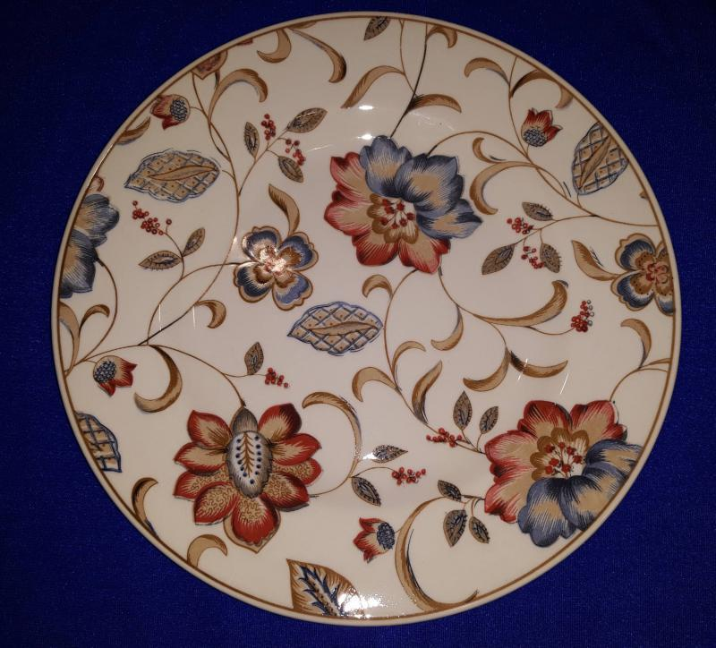 Churchill Jacobean kerámia desszert tányér, 1db, 407218DT