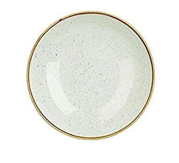 Churchill STONECAST BARLEY WHITE kerámia mély tányér 24,8cm 1db, SWHSEVB91