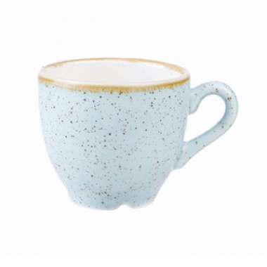 Churchill STONECAST DUCK EGG BLUE kerámia csésze 10 cl, ( Espresso ) 1 db, SDESCEB91