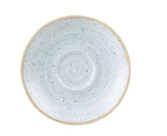 Churchill STONECAST DUCK EGG BLUE kerámia csészealj ( Espresso ) 11,8 cm 1 db, SDESESS 1