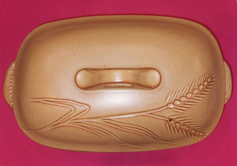 DE SILVA  fedeles sütőtál (nagy), cserép, 42x24x20 cm, 4 liter, 150034