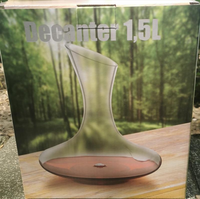 Decanter (öblös), 1,5 liter, 248007