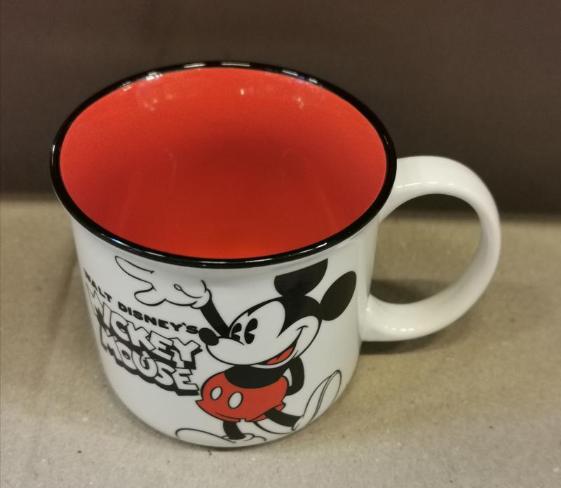 Disney Mickey 90 kerámia bögre, 38,5 cl, 1 db, 265001