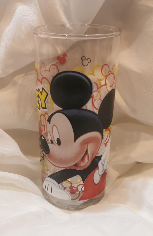 Disney Mickey üdítős-vizes pohár, 27 cl, 1 db, 263003-1