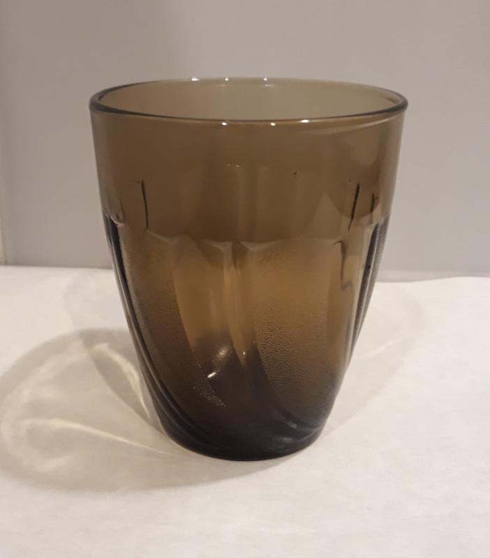 Duralex Beau Rivage pohár, 25cl, füstszínű, 1db, duralexpohar