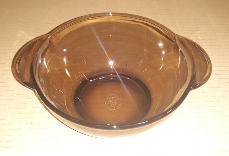 Duralex LYS Creole füstszínű leveses csésze, 18 cm, 51 cl, 201024