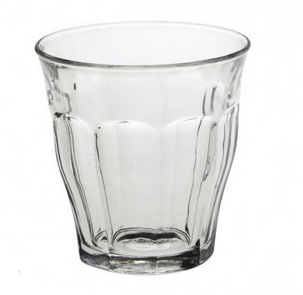 DURALEX PICARDIE vizes/ juice pohár, 16 cl, 6 db, 201002