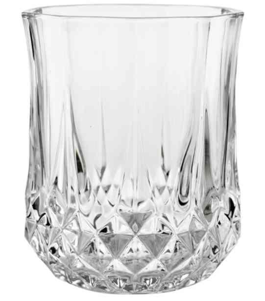 ECLAT longchamp whiskys pohár, 32 cl, 6 db, 502004