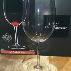 ARCoroc Chef&Sommelier; Cabernet boros kehely (tulip), 75 cl, 6 db, 502101