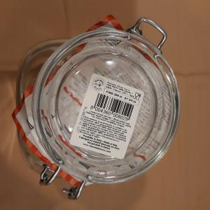 Bormioli Rocco Fido Trans csatos tárolóüveg, 2 liter, 119888