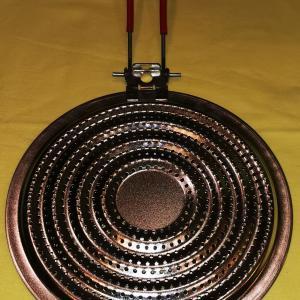 Brio gázláng elosztó, 21 cm, 223004