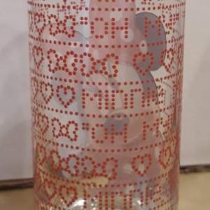 Disney Minnie üdítős pohár szett, 27 cl,  3db, 263004