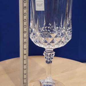 ECLAT Longchamps vörösboros pohár, 6 db, 25 cl, 501352
