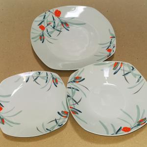Homefavour Leander 18 részes porcelán étkészlet, 251009