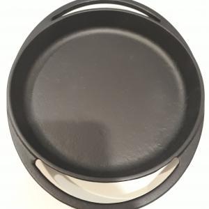 LAVA MINI sütő öntöttvas, kerek, 20 cm, 290015