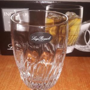 Luigi Bormioli INCANTO whiskys pohár, 34,5 cl, 6 db, 198217