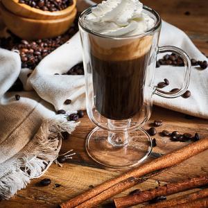 Luigi Bormioli Thermic Glass Irish Coffee pohár, 25 cl, 2 db, 198908