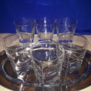 Luminarc Sterling whiskys pohár, 30 cl, 6 db, 510024