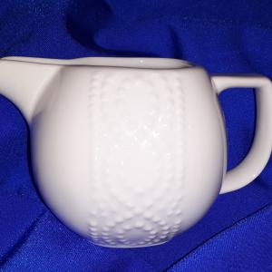 T.P.CR032250000 Porcelán tejkiöntő 250ml,Cleopatra Bianco,Andrea Fontebasso1760