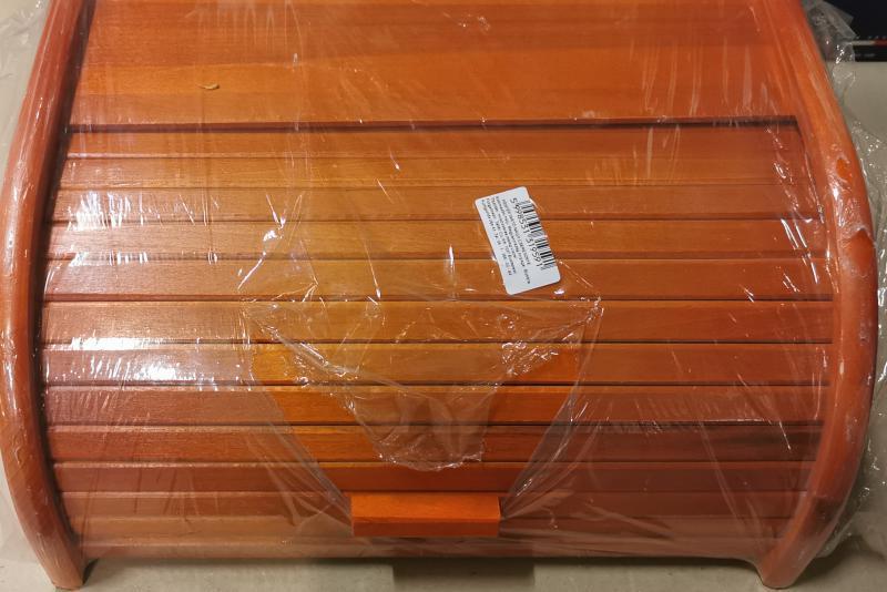 Fa kenyértartó, nagy, cseresznye, 302018