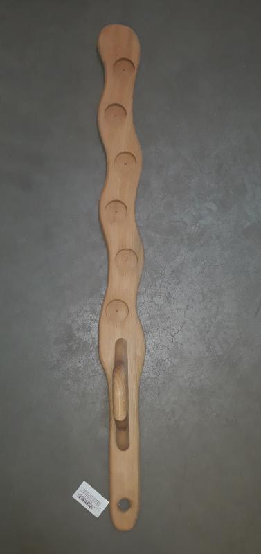Fa pálinka kínáló, 6-os, 105 cm, 302050
