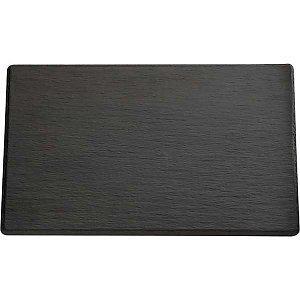 ILSA kő alátét, 53X32,5 cm, fekete, GN1/1