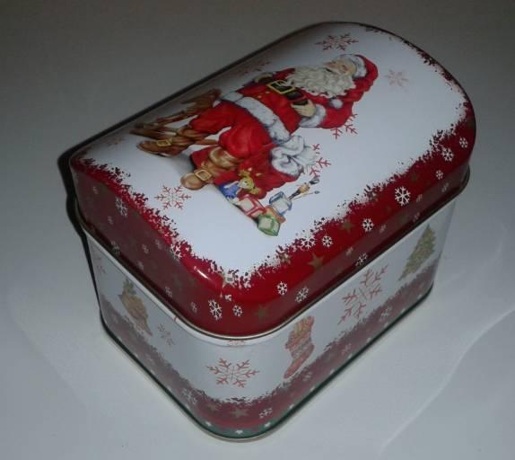 Karácsonyi Télapós ládika, 191141