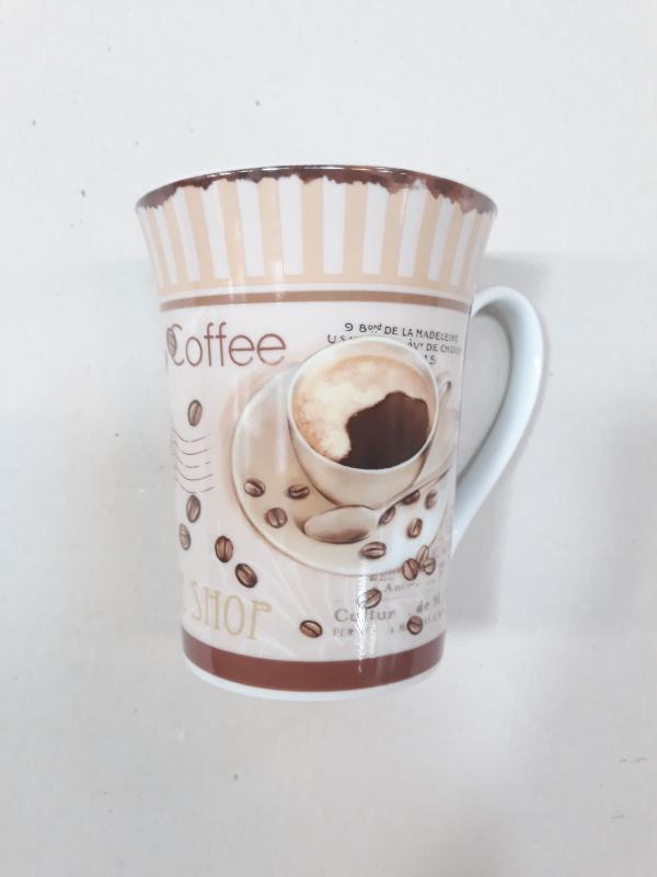 Kávés bögre, porcelán, 35 cl, 231133