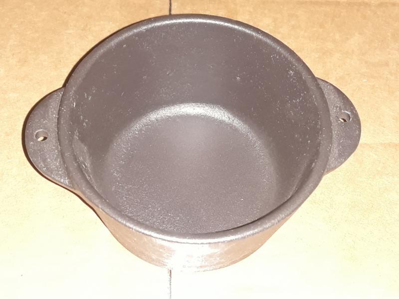 Lava Mini öntöttvas souffle edény, 8 cm, 290026