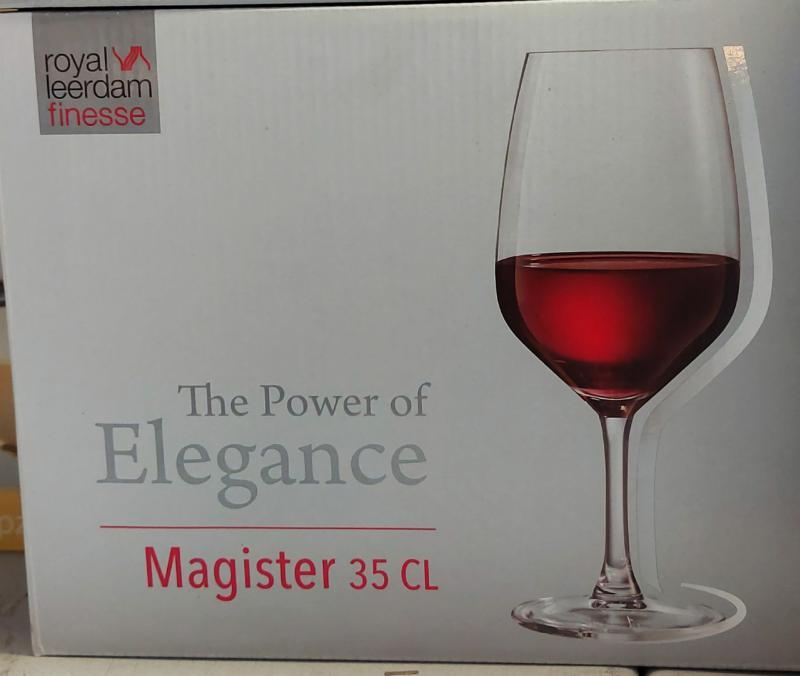 Libbey Magister boros pohár 35cl, 6db