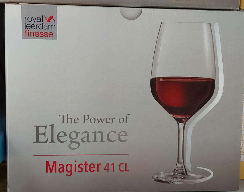 Libbey Magister boros pohár 41cl, 6db