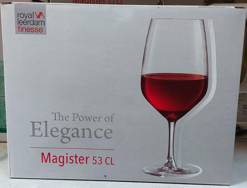 Libbey Magister boros pohár 53cl, 6db