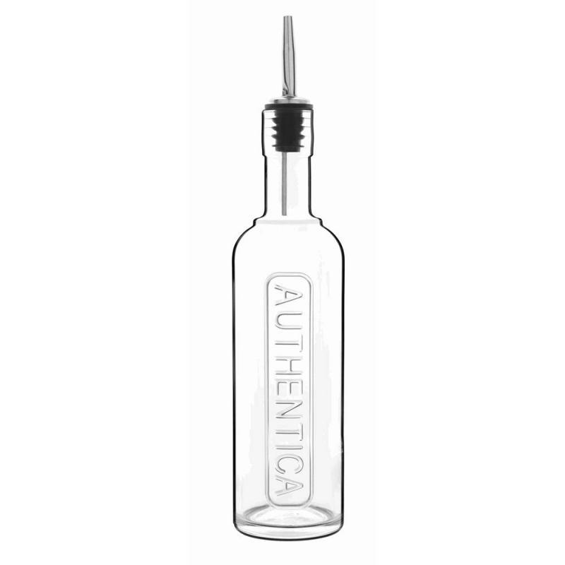 Luigi Bormioli Authentica üveg italkiöntő dugóval, 0,125 liter