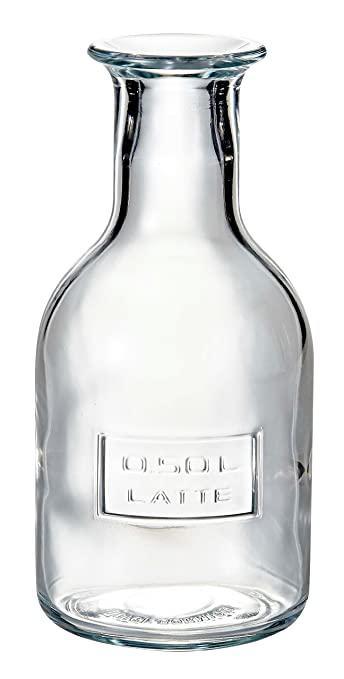 Luigi Bormioli Optima Trans, tejes üveg, 0,5 liter, 198915